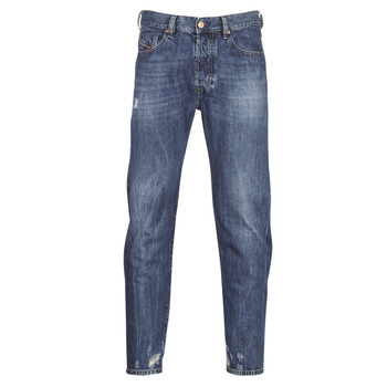 Oblečenie Muži Džínsy Slim Diesel MHARKY Modrá