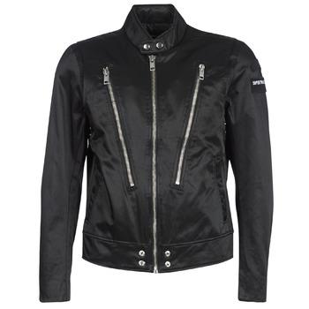 Oblečenie Muži Bundy  Diesel J CORELI Čierna