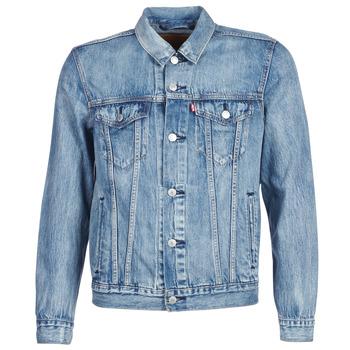 Oblečenie Muži Džínsové bundy Levi's THE TRUCKER JACKET Trucker