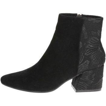 Topánky Ženy Nízke čižmy Pregunta PCF03 001 Black