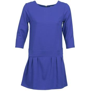 Oblečenie Ženy Krátke šaty Betty London CANDEUR Modrá