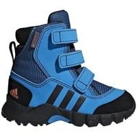 Topánky Chlapci Snehule  adidas Originals CW Holtanna Snow CF Modrá