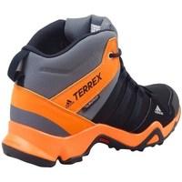 Topánky Muži Členkové tenisky adidas Originals Terrex AX2R Mid CP Čierna,Sivá,Oranžová