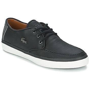 Topánky Muži Námornícke mokasíny Lacoste SEVRIN LCR 2 šedá