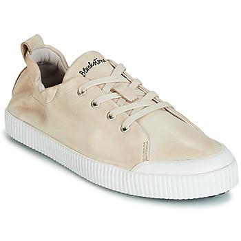 Topánky Ženy Nízke tenisky Blackstone RL78 Béžová