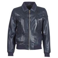 Oblečenie Muži Kožené bundy a syntetické bundy Redskins RUBBETS Námornícka modrá