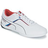 Topánky Muži Nízke tenisky Puma BMW MS IGNIS NM Biela
