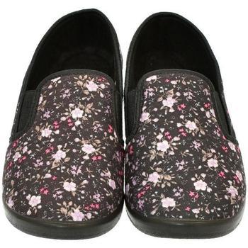 Topánky Ženy Papuče Mjartan Dámske papuče  AGÁTA 7 čierna
