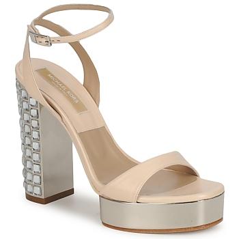 Topánky Ženy Sandále Michael Kors 17181 Ružová