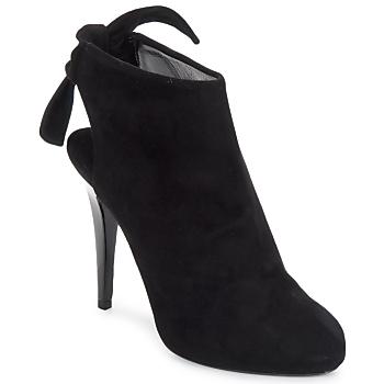 Topánky Ženy Nízke čižmy Michael Kors 17124 Čierna