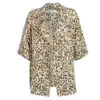 Oblečenie Ženy Kabátiky Trenchcoat See U Soon GARAGA Béžová