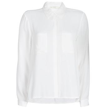 Oblečenie Ženy Košele a blúzky See U Soon GARAGARE Biela
