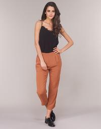 Oblečenie Ženy Padavé nohavice See U Soon GARAGACI Okrová-svetlá hnedá