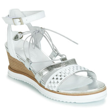 Topánky Ženy Sandále Regard RAXAF V1 TRES ALFA BLANC Biela