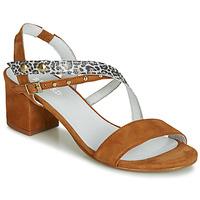 Topánky Ženy Sandále Regard REFTA V1 ANTE CAMEL Hnedá