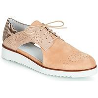 Topánky Ženy Derbie Regard RIXULO V1 VEL ROSE Ružová