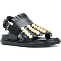 Topánky Ženy Sandále Marni FBMSY13G01LV734 nero
