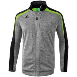 Oblečenie Muži Vrchné bundy Erima Veste entrainement  Liga 2.0 gris/noir/vert