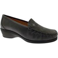 Topánky Ženy Mokasíny Calzaturificio Loren LOK3992gr grigio