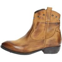 Topánky Ženy Čižmičky Tfa STELLA2 Brown leather