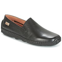 Topánky Muži Mokasíny Pikolinos JEREZ 09Z Čierna