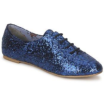 Topánky Ženy Richelieu StylistClick NATALIE Modrá