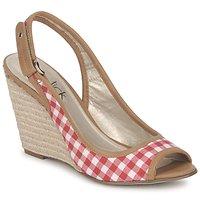 Topánky Ženy Sandále StylistClick INES Jude / Telová / Červená