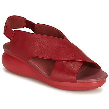 Topánky Ženy Sandále Camper BALLOON Červená