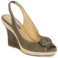 Topánky Ženy Sandále Atelier Voisin ALIX Kaki