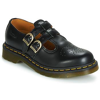 Topánky Ženy Derbie Dr Martens 8066 Mary Jane Čierna