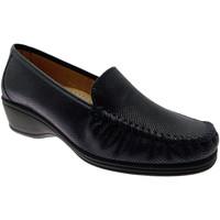 Topánky Ženy Mokasíny Calzaturificio Loren LOK3979bl blu