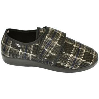Topánky Muži Papuče Mjartan Pánske papuče  ROMAN 2 tmavosivá
