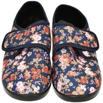 Topánky Ženy Papuče Mjartan Dámske papuče  KATKA 4 tmavomodrá