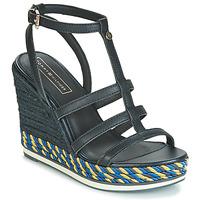 Topánky Ženy Sandále Tommy Hilfiger VANCOUVER 7A Námornícka modrá