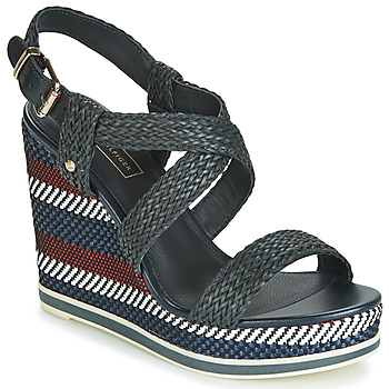 Topánky Ženy Sandále Tommy Hilfiger VANCOUVER 9Y Námornícka modrá