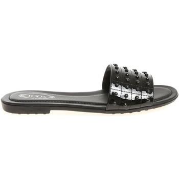 Topánky Ženy Šľapky Tod's XXW0OV0Y401OW0B999 nero