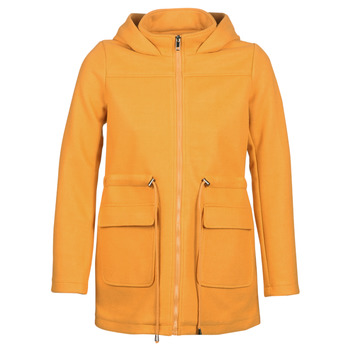 Oblečenie Ženy Kabáty Moony Mood JANTO Žltá