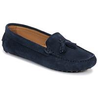 Topánky Ženy Mokasíny Casual Attitude GATO Námornícka modrá