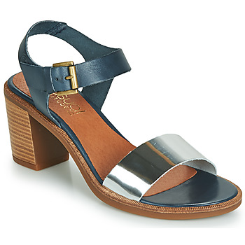 Topánky Ženy Sandále Casual Attitude JALAYEVE Modrá / Strieborná