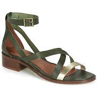 Topánky Ženy Sandále Casual Attitude COUTIL Zelená