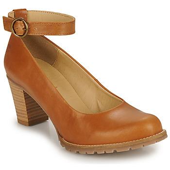 Topánky Ženy Lodičky Casual Attitude JALAYELE Ťavia hnedá