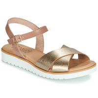 Topánky Ženy Sandále Casual Attitude JALAYEDE Ružová / Zlatá