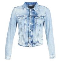 Oblečenie Ženy Džínsové bundy Pepe jeans CORE Modrá