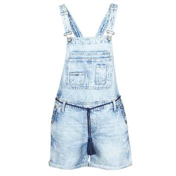 Oblečenie Ženy Módne overaly Pepe jeans ABBY Modrá
