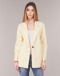 Oblečenie Ženy Saká a blejzre Oakwood OSLO Žltá