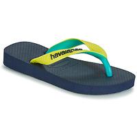 Topánky Žabky Havaianas TOP MIX Žltá