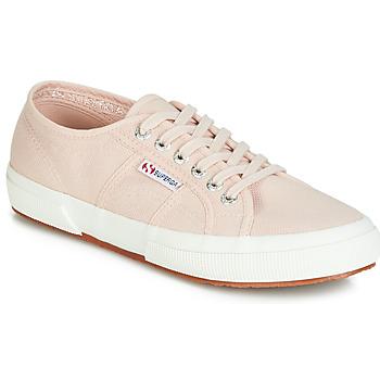 Topánky Ženy Nízke tenisky Superga 2750 COTU CLASSIC Ružová