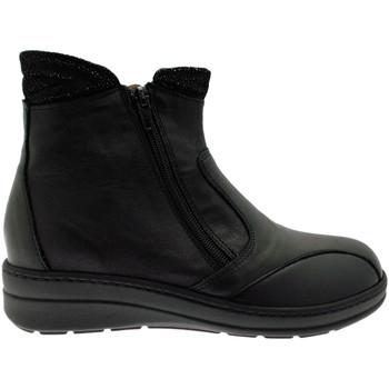 Topánky Ženy Nízke čižmy Calzaturificio Loren LOM2755ne nero
