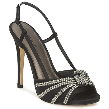 Topánky Ženy Sandále Menbur ACER čierna