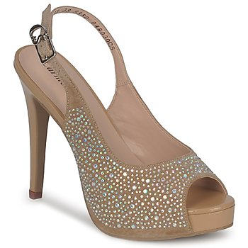 Topánky Ženy Sandále Carmen Steffens NIMEA Hnedá